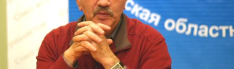 Юрий Стрелец: «Надеюсь на 1200 люкс». 2005 г.