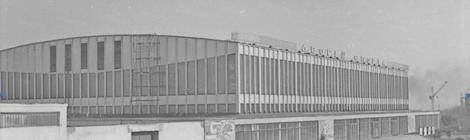 Дворец спорта. 1970-е годы