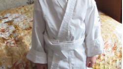 Мой внук Егор дзюдоист
