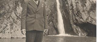Отец в сергиевских минводах. 1985 год